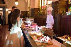 Brzká snídaně ve Vinárně Obecního domu |foto Martin Zeman