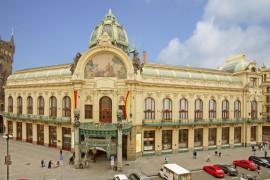 Obecní dům v Praze