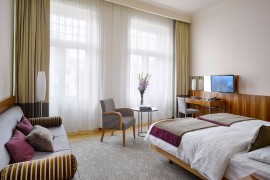 K+K Hotel Central  Executive Guest Rooms