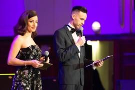 Moderátormi galavečera boli Michala Hergetová a Roman Juraško