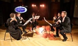 Ve Sladkovském sálu pro změnu Thuri Ensemble
