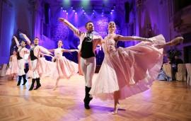 Předtančení Baletu Divadla J. K. Tyla v Plzni