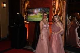 Zlínský kraj byl prezentován nejenom vystoupením umělců, ale také regionální gastronomií a propagačními videy na obrazovkách v prostorách Obecního domu